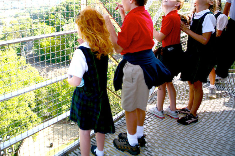 School Uniforms Around The World #huffpost Real People Low Section Lifestyles Innocence Friendship Childhood