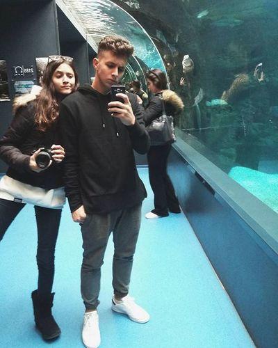 Ασχημα περναμε 😂❤ Fish Fun Crete Trip Igers Photooftheday Instagood Aquarium
