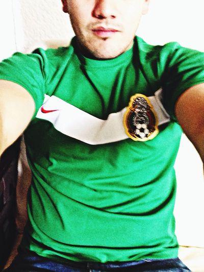 Vamos México!! Mexico City Brazil 2014 World Cup Watching Football Seleccion Mexicana