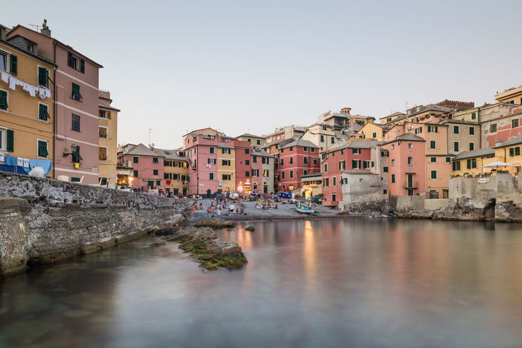 Ancient Architecture Architecture Boccadasse City Life Culture Genova Genova ♥ Historical Building Human Settlement Italia Italianeography Italy Italy❤️ Liguria Old Architecture Old Buildings Old Harbour Pastel Power Seaside Seaside_collection Vacation Time Water Waterfront