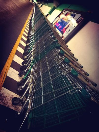 No People Trolley Shopping ♡ Shopping Trolley Shopping Trolleys Dubai❤ My Dubai Symmetry Metal Happiness Loveforphotography Huaweiphotography Huawei P9 Leica Mobilephotography TimepassPhotography Dubai Festival City Dubai Festival City (dfc) فستفال سيتي