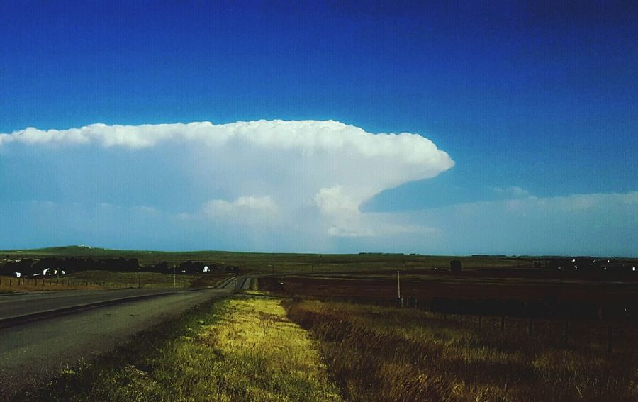 Thunderstorm in distance Storm In Distance Somewhere In Nebraska Beautiful Cloud United States Typical Summer Weather Hot Summer