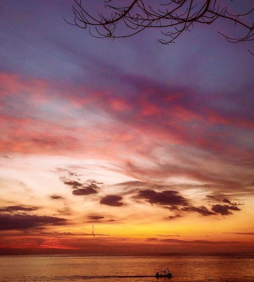 Dusk Sunset Beach Iphoneonly PhonePhotography