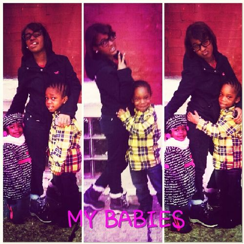 Me And My Babes ♥♥