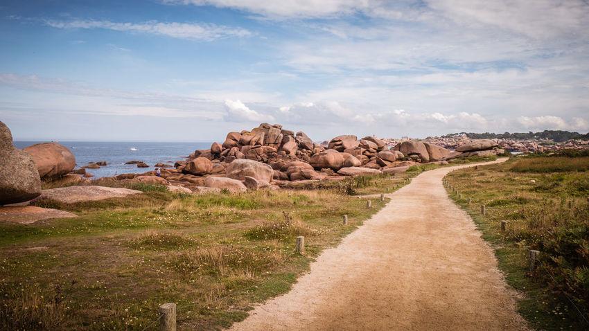 Landscapes With WhiteWall Bretagne Bretagnetourisme Bretagne My Love Presqu'ile De Renote