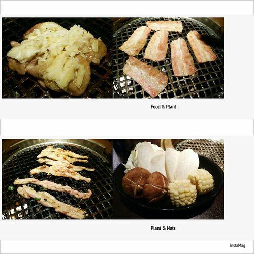 先烤一波 2~ ギュウカク Gyukaku 牛角 燒肉 牛角燒肉 Close-up Food And Drink