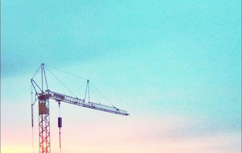 Sunset Minimalism Simplicity