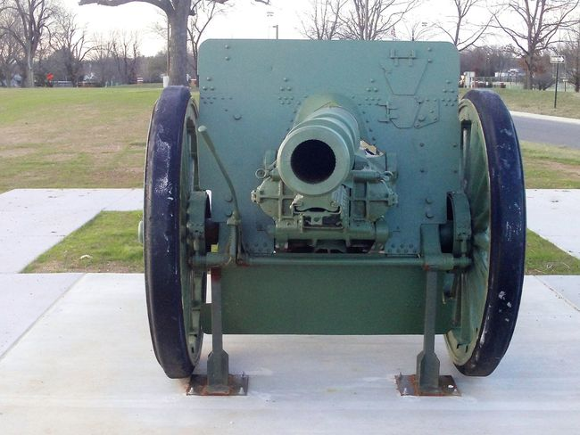 4statepics Arkansas Blindshot Cannon Close Up Close-up Old Old-fashioned Perspective Salute