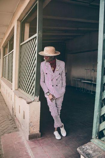 Africa EyeEm Best Shots Canon Golden Hour Full Length Standing Fashion Pattern