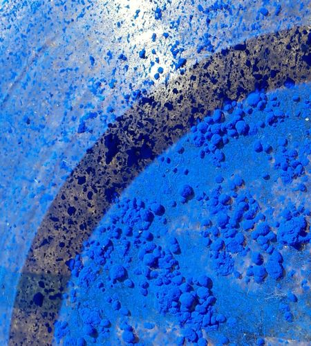 😎 Something Blue Blue Ultramarine Blue Lover Full Frame Backgrounds Textured  Pattern No People Close-up Minimalism Abstractions In Colors Abstract Backgrounds