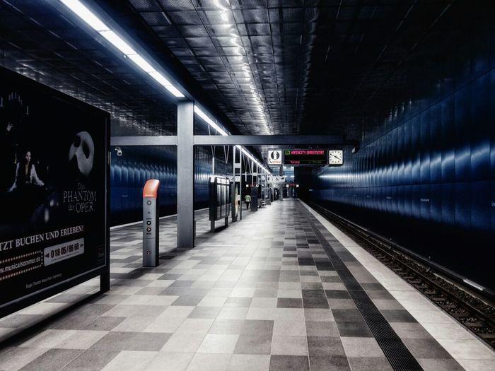 Underground II Underground EyeEm Underground Urban ..anonymity..