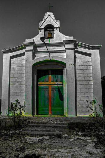 Bell Church Cross Cuba Granma Island Cayo Granma Island Religion Santiago De Cuba