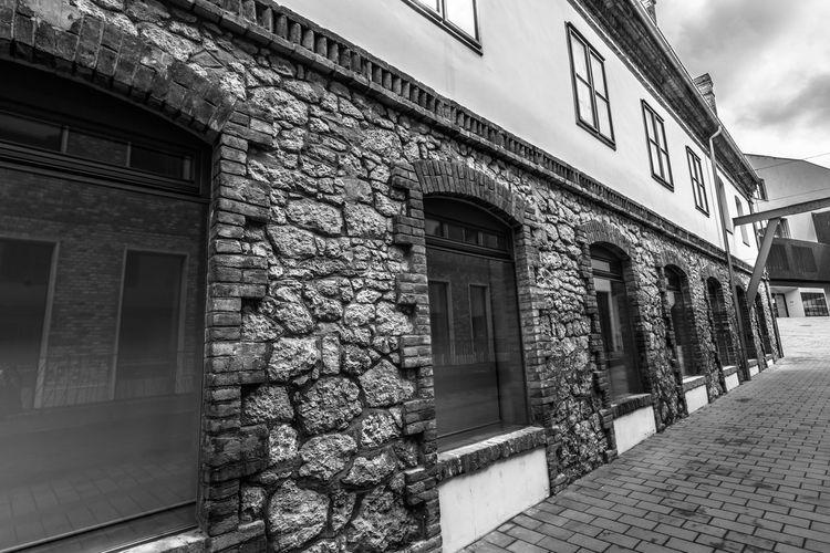 Brick Zsolnay Architecture Hungary Pécs
