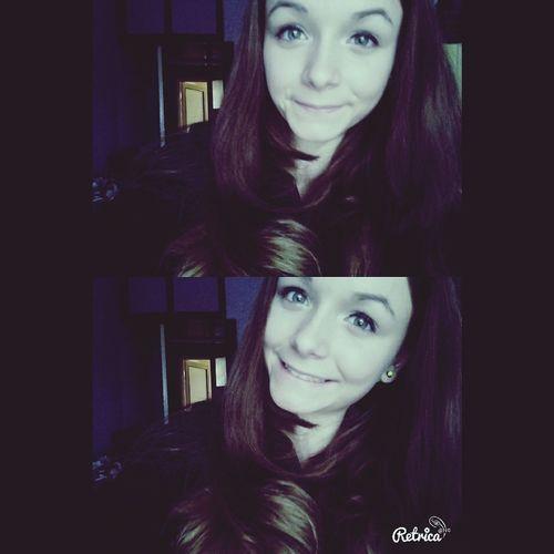 Back to school ;c so sadness Hello World Beauty Colour Portrait Selfie Portrait