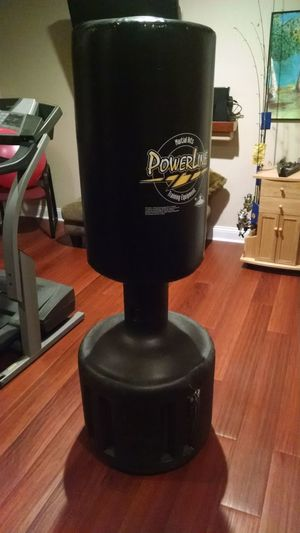 Punching bag that was given to me. Taking Photos Check This Out Hanging Out Enjoying Life Boxing Trainhard