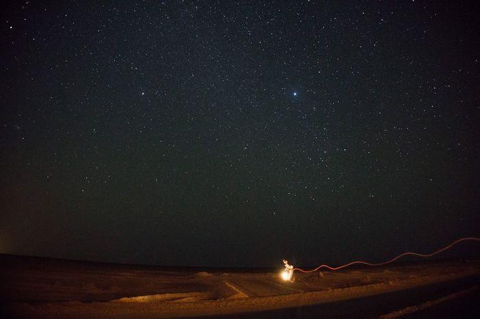 No People Nature Astronomy Transportation Illuminated Star - Space Night