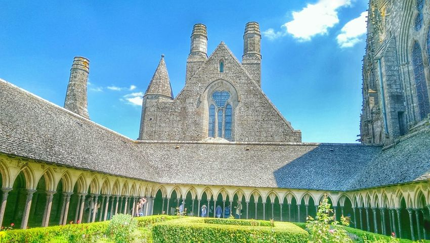 Mont Saint-Michel Saint Michel Saint Michel Archange Normandie Normandy Bretagne Unesco Mer Ocean Atlantic Ocean