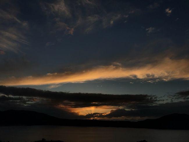 #Radhime Sea Sunset Nature Sky Albania Radhime
