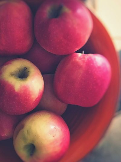 Apples Bowl Of