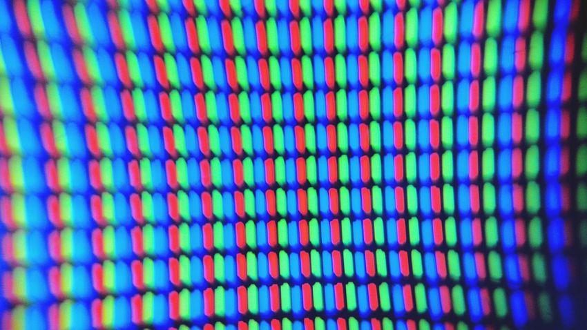 Pixels RGB Red Green Blue