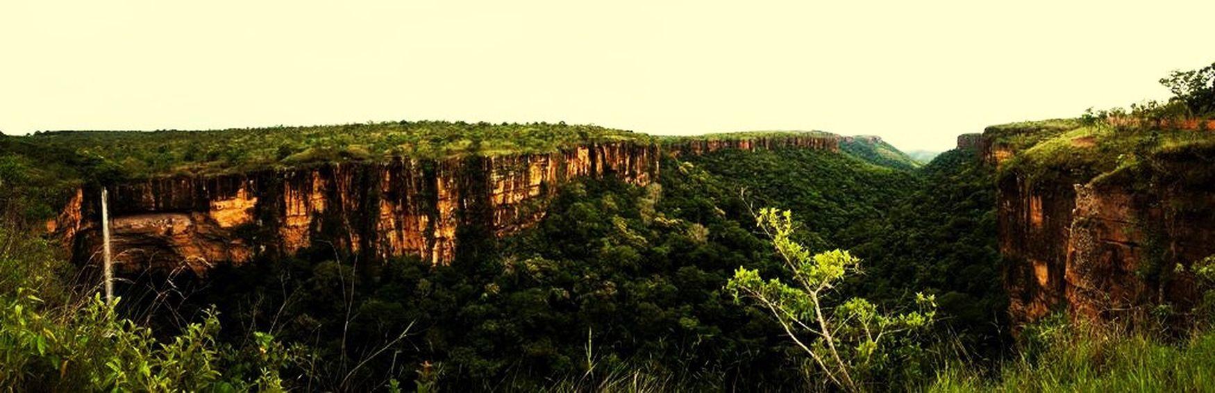 Cerrado Brazil Chapadadosguimaraes Veudenoiva EyeEm Best Shots Panoramic Photography Panorámica