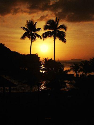 Canyon Cove Nasugbu Batangas Itsmorefuninthephilippines Sunset Beach EyeEm Best Shots Showcase: January 🌴🌊🌅