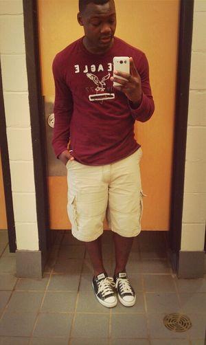 Me Yesterday!