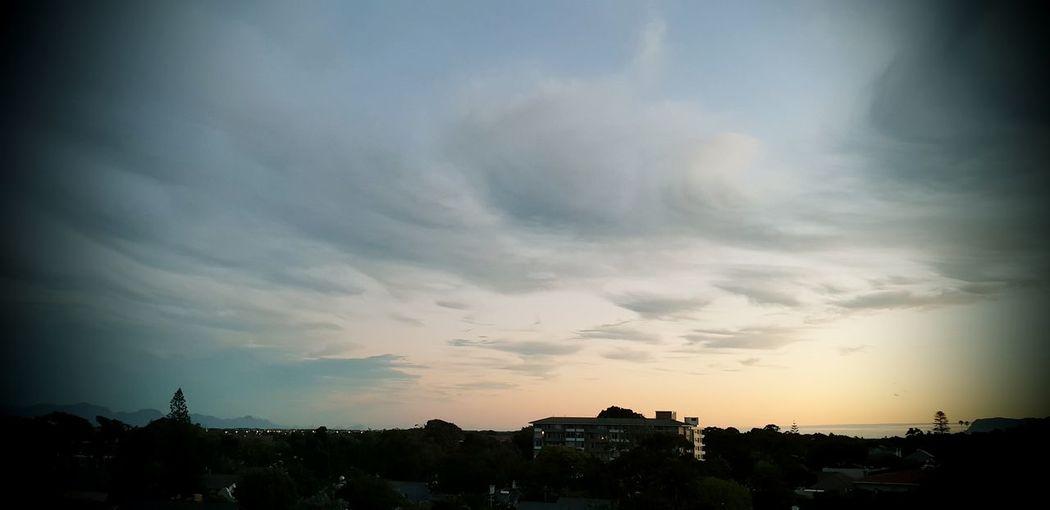 sunset City Sunset Cityscape Dramatic Sky Multi Colored Sky Cloud - Sky Moody Sky