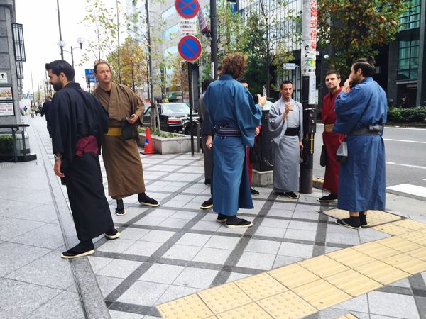 Gaijin Gaijin Invasion Being A Tourist Taking Photos Of Tourists Tourists