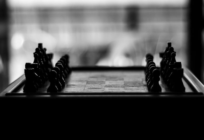Blackandwhite Blackandwhite Photography Chess Chessboard Chessgame Chesspieces Different Points Of View Equality NoToRacism Still Life StillLifePhotography