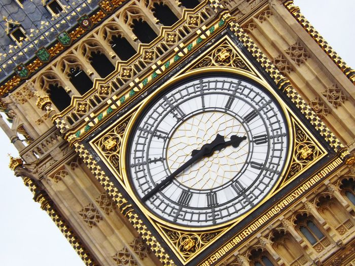 If you needed to know the time... London Britain Architecture Tall - High Structure Travel Destinations Capital City Capital Cities  No People Outdoors Famous Place International Landmark Houses Of Parliament Travel Big Ben Tower Clock Tower Time
