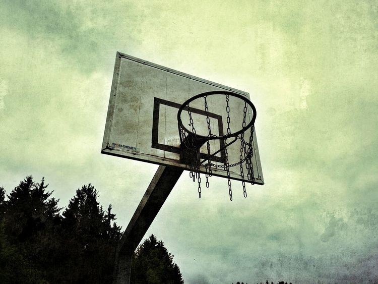 Streetball Basketball Enjoying Life Sports