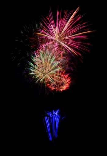 Fireworks In The Sky Art Of Fireworks Summer2016 Summer 2016 Golden Moments 43