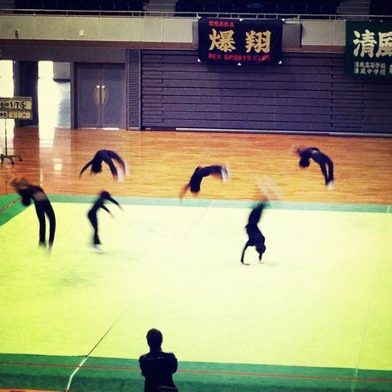 大阪選手権大会