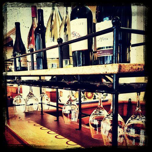 Wine Glass Olive Garden ShoutOuts