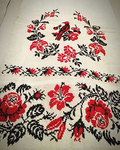 Embroidery Towel