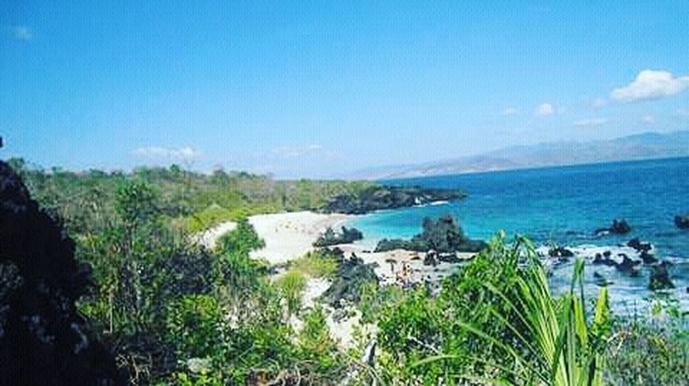 Selamat pagi nusantara 👯 Happynewyear2016 Landscape Flores Nusatenggaratimur Wonderfullindonesia Beachphotography
