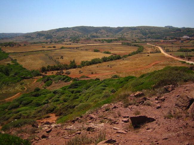 Menorca Menorca Landscape