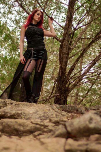 Photo 24 green belt shoot. Model: Viccy Lemmond Green Belt Austin Photoshoot Nature Model Girl Beautiful Texas Photography