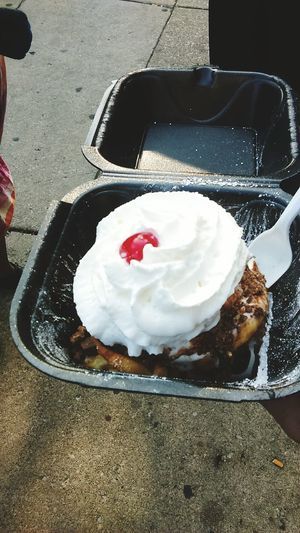 Sugar shack;funnel cakes with friends . What I Value Summer Views A Taste Of Life My World Of Food Learn & Shoot: Single Light Source I Love My City Learn & Shoot: Simplicity My Best Photo 2015