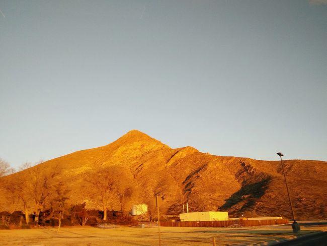 Franklin Mountains