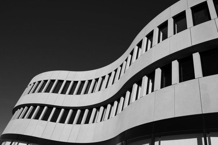 Leica Headquarters 2 Architecture Building Exterior Built Structure Day Leitzpark Low Angle View No People Outdoors