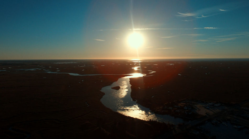 Aerial Shot Delaware Bay EyeEm Best Shots EyeEm Nature Lover EyeEm Selects Morning Light New Jersey Sunrise N Sunsets Worldwide  Sunrise_Collection Aerial Photography Aerial View Day Drone Photography Dronephotography Droneshot Natrual Beauty  Nature Nature_collection New Jersey Photography New Jersey Wetlands No People Outdoors Sunrise_sunsets_aroundworld
