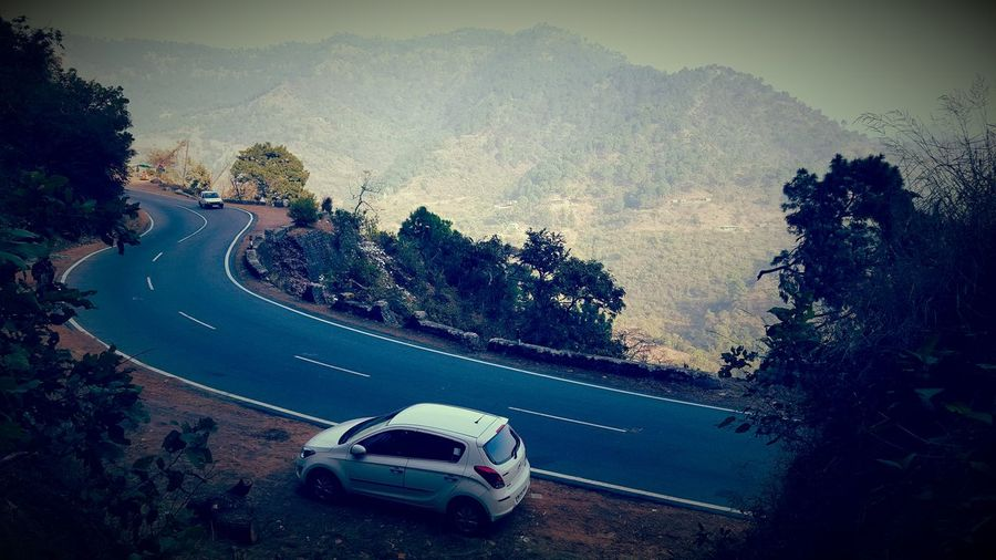Road to high life!! Galaxy S6 Roadtrip Curvy Road Blissful Tripsforsoul