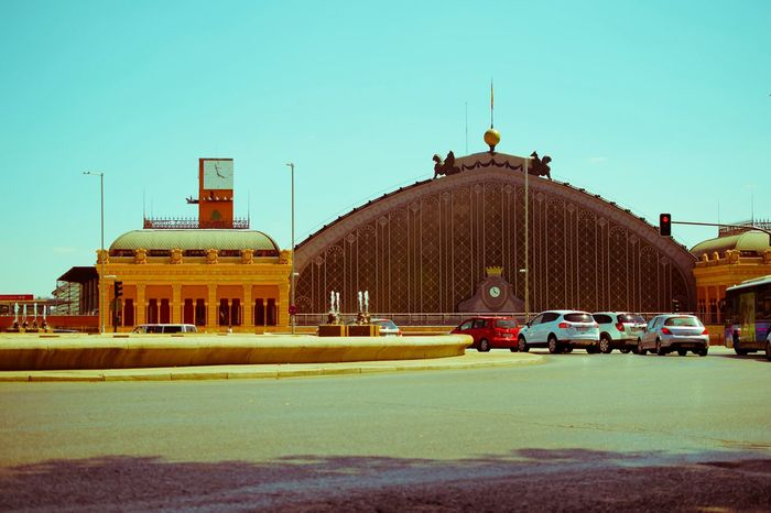Spain♥ Madrid Atocha Streetphotography Calle Arhitecture Geometric Architecture Sityscapes