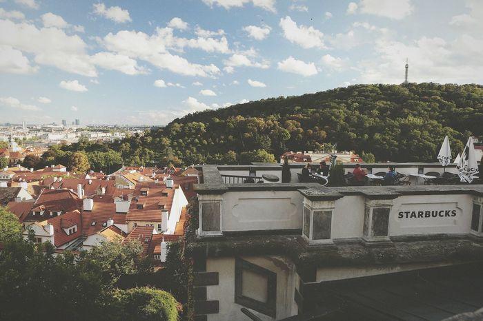 Prague Starbucks Taking Photos EyeEm Best Shots Eye4photography  Getting Inspired EyeEmBestPics