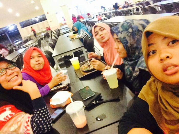 5 of us..