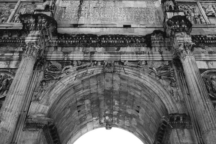 History Architecture Built Structure Arch Building Exterior Low Angle View No People Day Outdoors