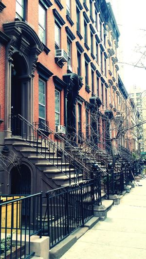 New York New York City Manhattan East Village Nyc City Architecture
