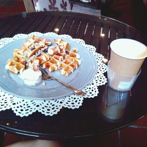 Dessert. Love Taiwan Coffee Break
